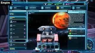 SWTOR Galactic Starfighter Hangar quick overview