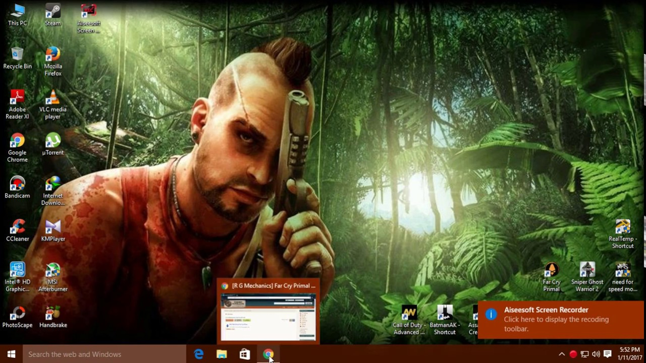 Far cry primal [r. G mechanics] installing working 100% youtube.