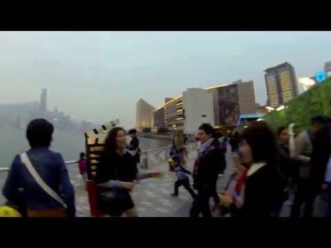Avenue of Stars (Bruce Lee!!) - Hong Kong