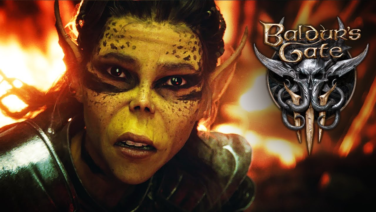 Download Baldur's Gate 3 - Official Opening Cinematic Trailer