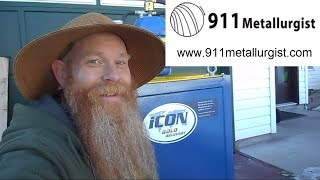 Video iCON i150 Centrifugal Gold Concentrator Unboxing download MP3, 3GP, MP4, WEBM, AVI, FLV September 2018