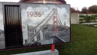 Building Photos Of The Golden Gate Bridge From 1933-1937