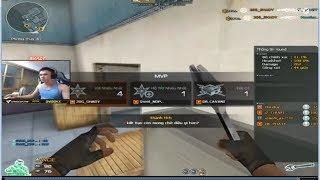 Kỹ năng AK47 của SHADY khi tập trung chiến kèo NHIỆT 50K  ✔✔✔
