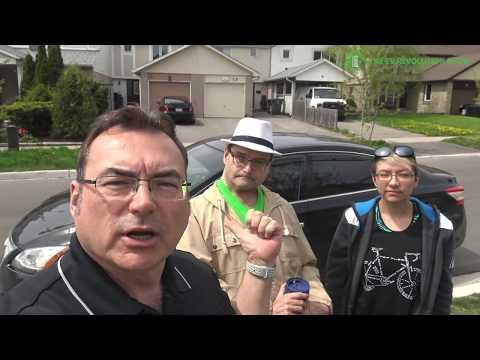 Episode 5 - EV sales are up in 2018 & Ken gets a Nissan Leaf!