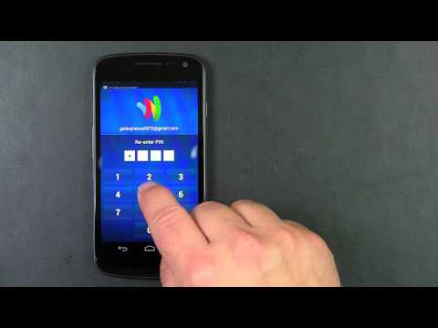 How to setup and use Google Wallet Application