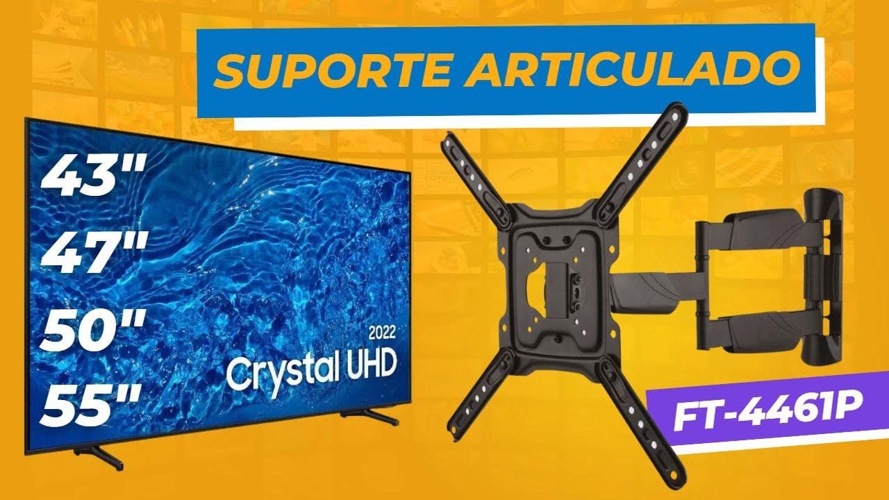 SUPORTE ARTICULADO PARA TV LED 23-65'' FT-4461P FIXATEK