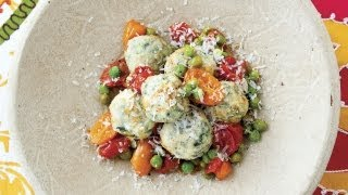 Spinach And Ricotta Malfatti