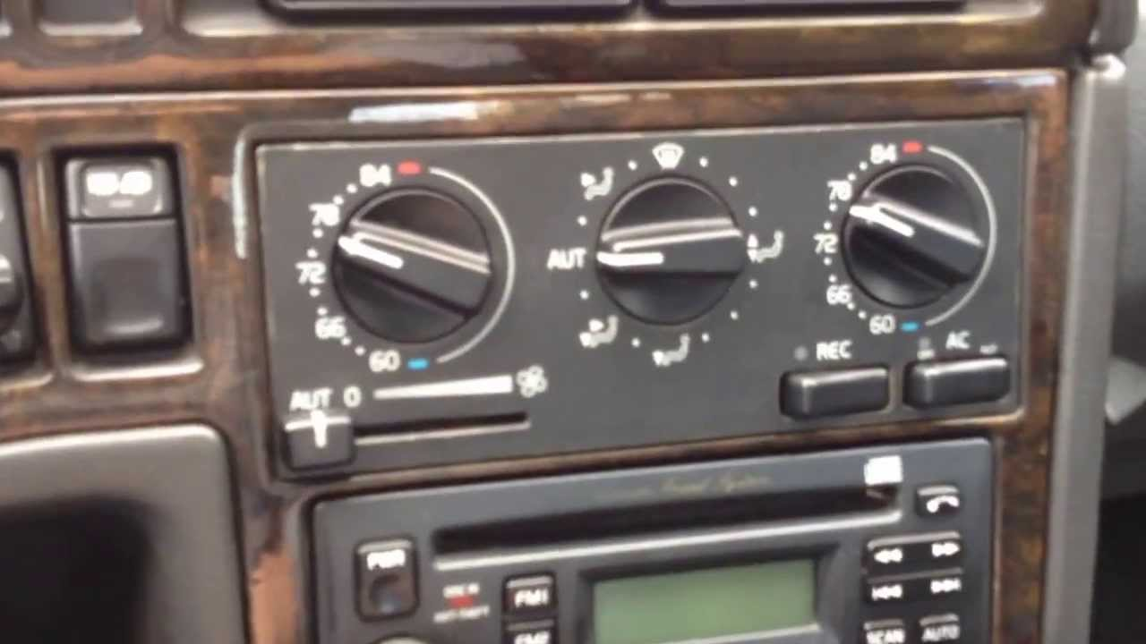 1996 Volvo 850 R Video - YouTube