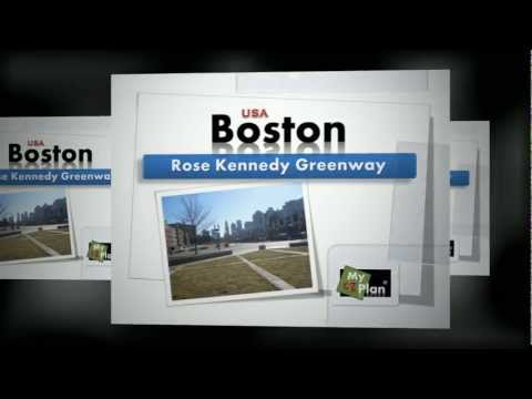 Rose Kennedy Greenway - Youtube