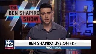 Ben Shapiro: Trump's Covid Policy Has Been Very Good