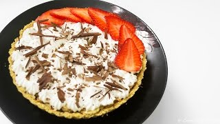 Banoffee Pie Recipe - No Bake Dessert Recipe | Valentines Day Recipes