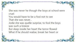 Boy George - She Was Never He Lyrics