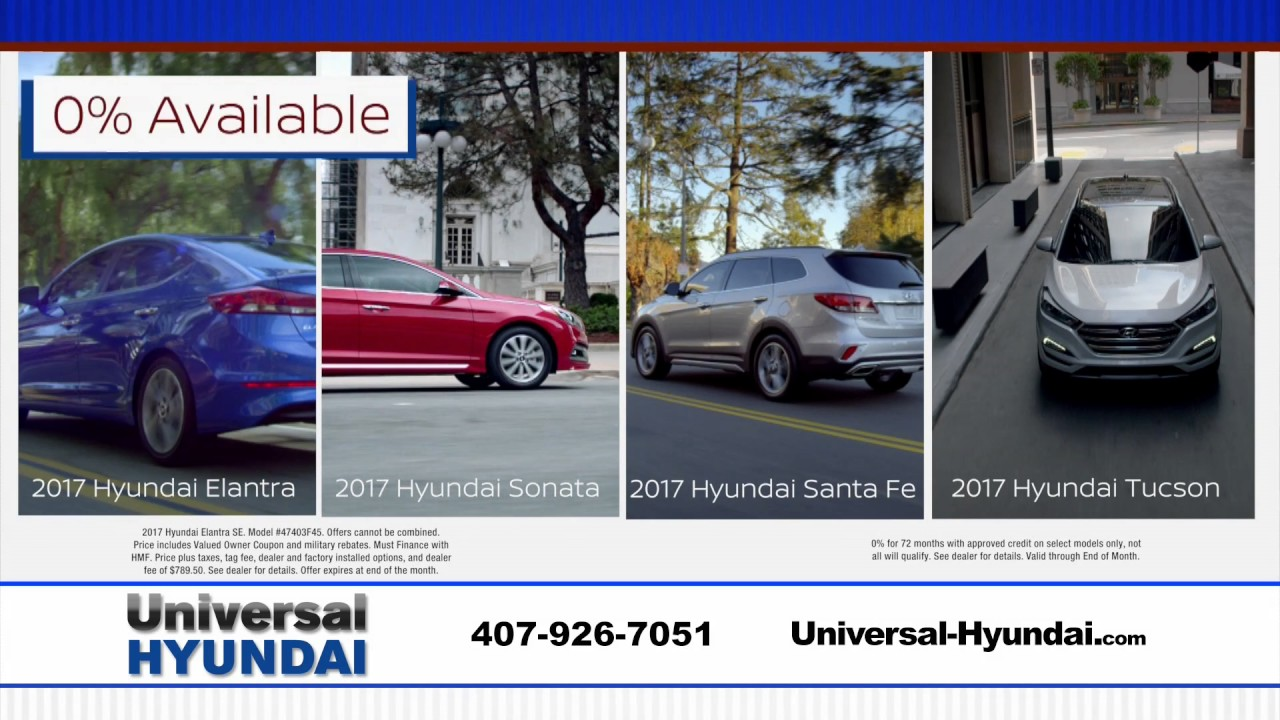 Universal Hyundai - It's 100 Hours of 4th of July! - YouTube