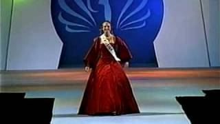 MISS UNIVERSE 2003 National Costume ( ALBANIA - COSTA RICA )
