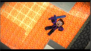 Minecraft Story Mode Episode 8 All Deaths And Kills Fight Scenes Respawns Episode 8 HD