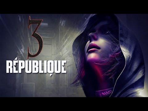 """République Remastered // Let's Play Ep. 1 // Cap. 3: """"Los delirios del maestro"""""""
