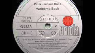 Boogie Down - Peter Jacques Band - Mighty Fine