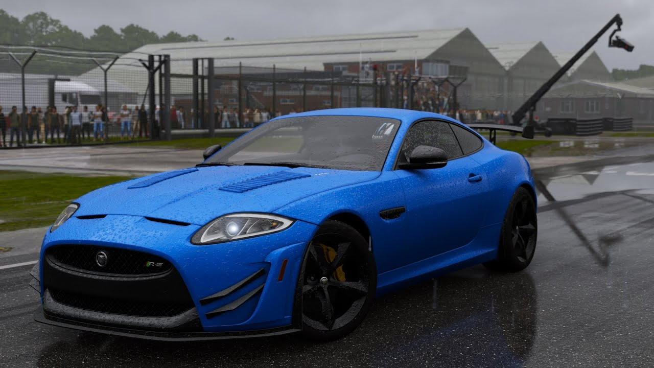 Forza Motorsport 6 Apex Jaguar XKR S GT Top Gear Track