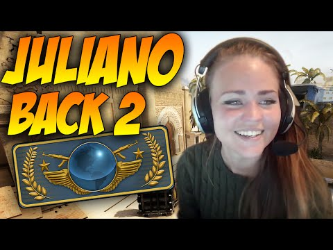 CS:GO - Juliano - Back To GLOBAL ELITE!
