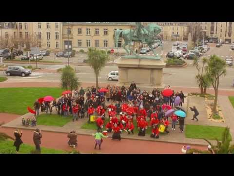 HAPPY  -   We are from Cherbourg   -   Pharrell Williams