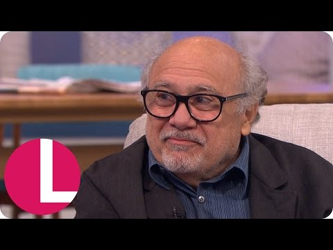 Danny Devito Gets His Troll Foot Out And Has Lorraine In Stitches!  Lorraine