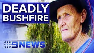 Two People Killed In Northern Nsw Fires | Nine News Australia
