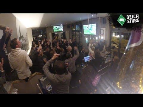Emotionen pur! So erleben die Werder-Fans den Derby-Sieg