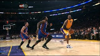 "Kobe Bryant CRAZY Footwork ""Too Much Sauce"""