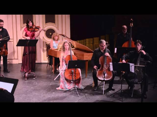"Festival ""Recordando a Alberto Lysy"" / Giuseppe Tartini: Sinfonía in La mayor"