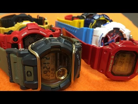 G-Shock Sport Watch QUICK Cleaning How To