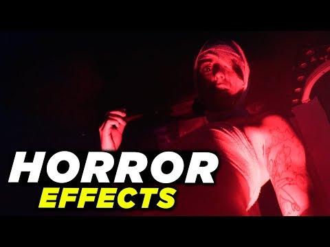 Horror Movie Effects Tutorial Adobe Premiere Pro! (2018-2019)
