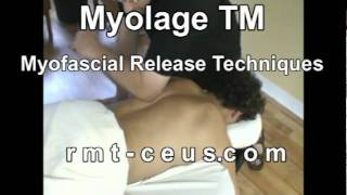 Myofascial Release Technique for the Back  - Back Massage for Lower Back Pain Relief