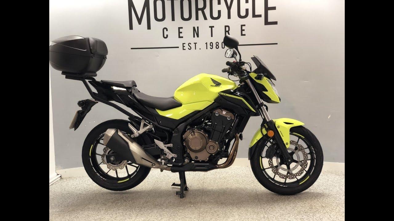 CB500FA ABS | Honda - AS Domžale