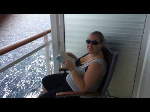 Celebrity Constellation - Stateroom 8056 tour (Concierge Class C2)
