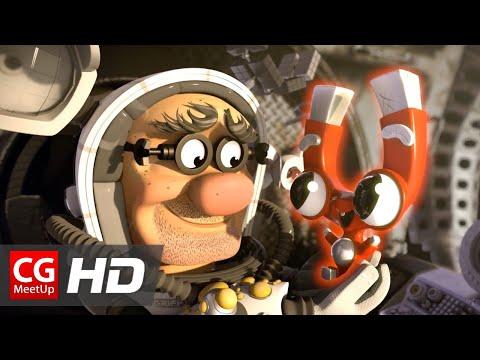 "CGI Animated Short Film HD: ""TRASHONAUTS Short Film"" by Jack Corpening"