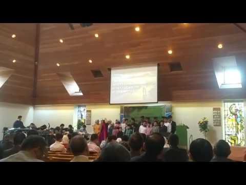 Sunday school uk 2017 song part 1 -www.elshaddai.co.uk