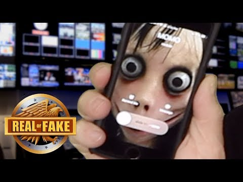 MOMO - real or fake?