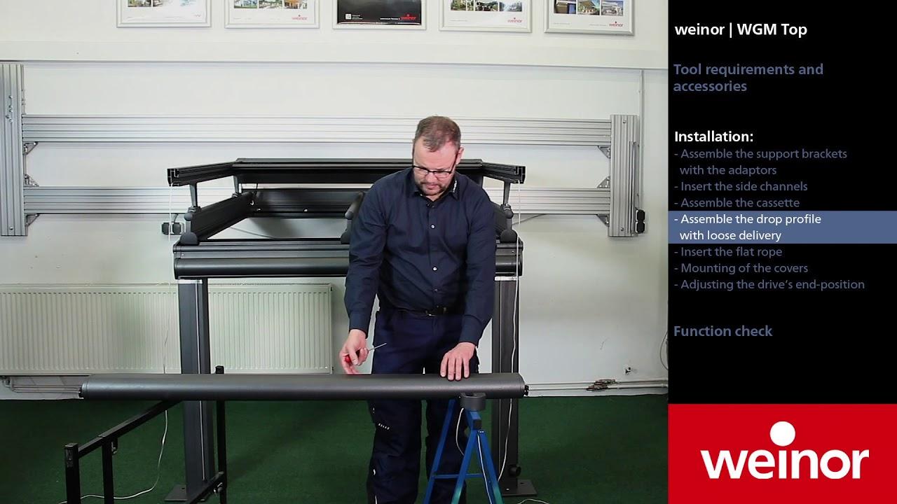 glatt erstklassige Qualität zuverlässiger Ruf Installation film WGM Top