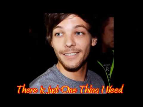 Louis Tomlinson - All I Want For Christmas (2016 Edition)