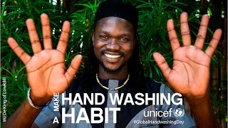 The Hand-washing song