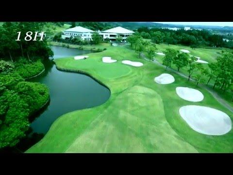 宮崎レイクサイドゴルフ倶楽部 18番ホール