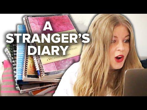 I Bought A Stranger's Diary
