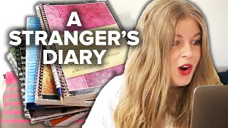 I Bought A Stranger's Diary