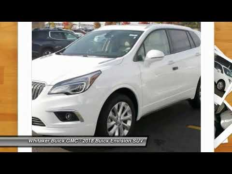 2018 Buick Envision Forest Lake Minneapolis St. Paul 18032