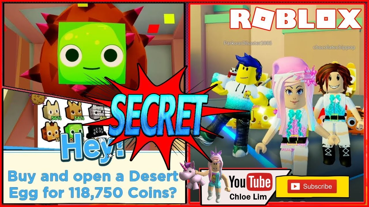 Roblox Gameplay Pet Simulator 2 All Secret Chest Spawning Areas