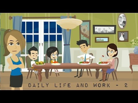 Actions - Daily Life & Work - 02 - English Lessons for Life - Daily English LessonsKaynak: YouTube · Süre: 15 dakika21 saniye
