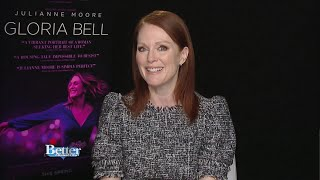 Better Movies: Julianne Moore talks about Gloria Bell