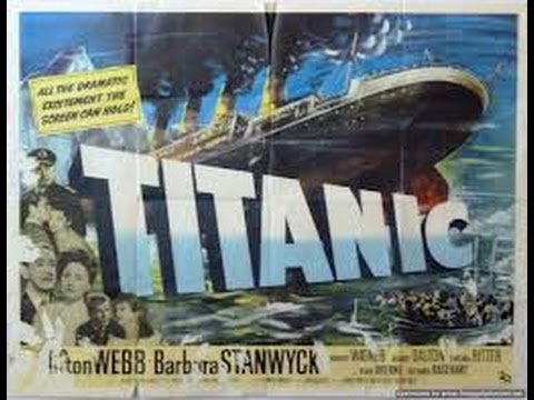 movie review of titanic If any film should be redone in 3-d, it's titanic and if any filmmaker should be the  one doing the redoing, it's james cameron he's been a.