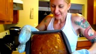 Don't Be A Wimp 101  Banana Bread (eggless)  Finished (part Ii)