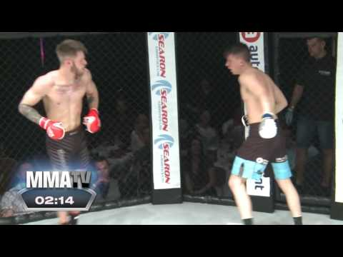 #BCMMA15 Saturday 7th May 2016 - Jordan Garwood Vs Adam Spalding - 155lbs Amateur MMA Contest